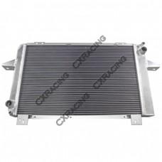 Aluminum Radiator For 85-89 Ford Merkur Fits Stock Location