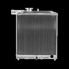 Aluminum Radiator For 92-00 Honda Civic EG/EK K20 Engine