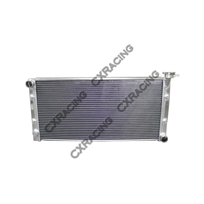 Aluminum Radiator For Datsun 510 with SR20DET Engine Swap