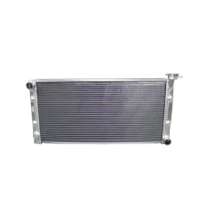 Aluminum Radiator For Datsun 510 with SR20DET Engine Swap Manual Transmission