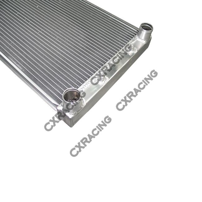Aluminum Radiator For Datsun 240z 260z 280z Rb20 25det Or