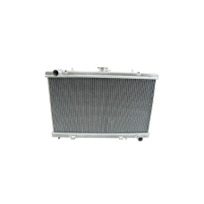 Aluminum Radiator For 89-94 Nissan 240SX S13 Chassis with S13 SR20DET Engine Swap