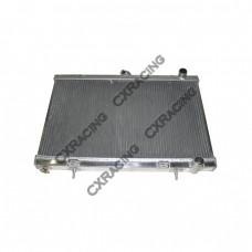 Aluminum Radiator For NISSAN SKYLINE 89-93 with Manual Transmission