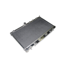 Aluminum Radiator For SUBARU WRX 2002 2.0L with Manual Transmission