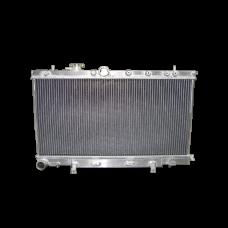 Aluminum Radiator For 02-07 SUBARU WRX and WRX/STi 2.0L or 2.5L Manual Transmission