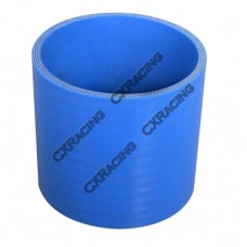 """Silicon 1.5"""" Straight Hose Coupler For Intercooler Pipe"""
