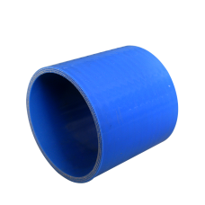 "1.5"" Blue Straight Silicon Hose Coupler for Turbo Intercooler Pipe"