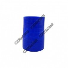 """Blue Silicon Hose 1.9""""-1.75"""" Reducer 3"""" Long For Turbo Intercooler Radiator Pipe"""