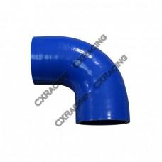 "2.75"" 90 Deg Silicon Hose Reducer Intercooler Pipe"