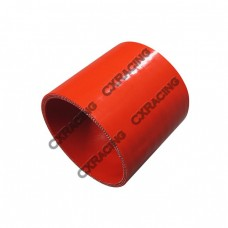 """Red Silicon hose 3"""" Coupler For Turbo Intercooler Pipe"""