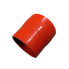 "3""-2.75"" Straight Red Silicon Hose Coupler Reducer For Intercooler Pipe"