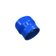"3.25""-2.75"" Blue Straight Silicon Hose Reducer Coupler For Turbo Pipe"
