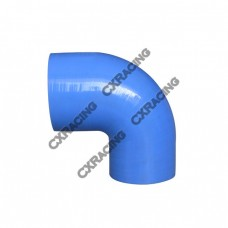 "3.25""-3"" 90 Degree Silicon Hose Coupler Reducer For Turbo Intercooler Pipe"
