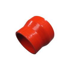 """2.5/"""" Silicone Hose//Intercooler Pipe Straight Coupler RED For Nissan//Datsun"""