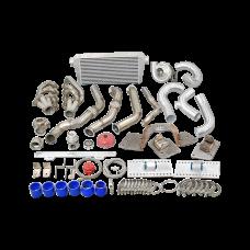 V2 Turbo Manifold Intercooler Engine Mount kit for 82-92 Camaro LS1 LS Engine