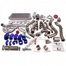 Turbo Intercooler Engine Transimission Mount Kit For 82-92 Camaro LS1 T56 Swap