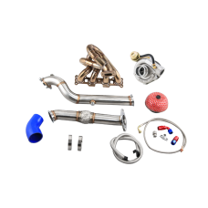 T28 Turbo Manifold Downpipe Kit For 99-05 Miata NB 1.8L Engine