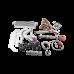 GT2871 Ball Bearing Turbo Intercooler Kit For 99-05 Mazda Miata 1.8L