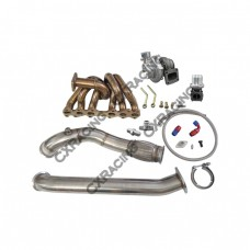 Turbo Manifold Downpipe Kit for Cressida 1JZ-GTE MX83 1JZGTE Swap