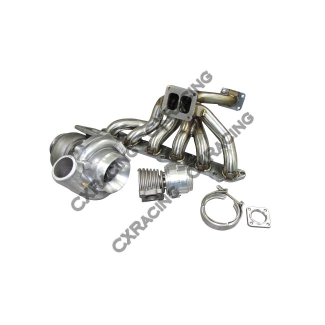 turbo intercooler piping kit manifold for 1986