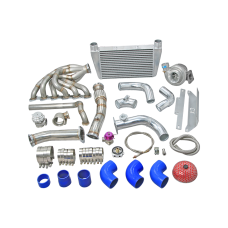New Version Turbo Manifold Intercooler Kit For 84-91 BMW E30 3-Series M20
