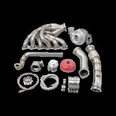 New Version Turbo Manifold Kit For 84-91 BMW E30  E30 3-Series M20