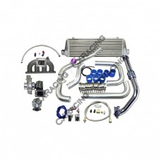 T3/T4 Turbo Kit For 92-00 Honda Civic with D15 D16 D-Series SOHC Engine