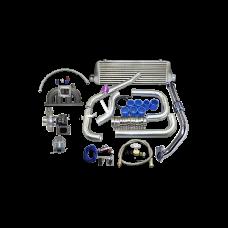 T3/T4 Turbo Kit For 92-00 Honda Civic with D15 D16 D-Series SOHC Engine