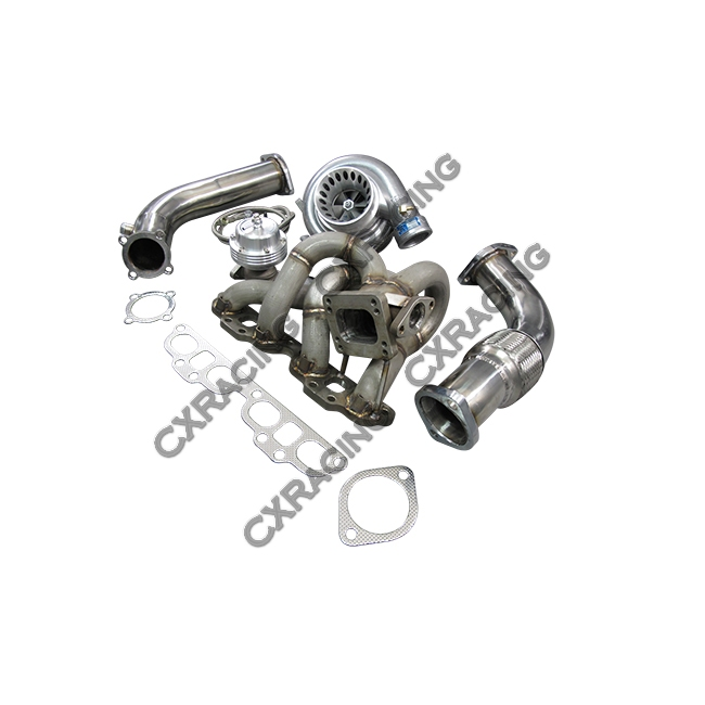 top mount t3 gt35 turbo kit for datsun 510 with sr20det engine swap