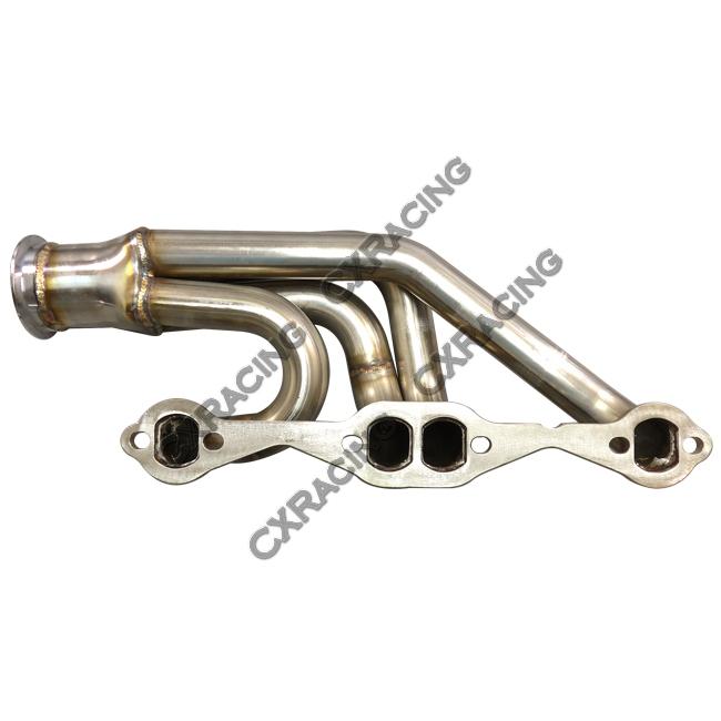 GT35 Turbo Header Manifold Kit For Chevrolet Camaro SBC