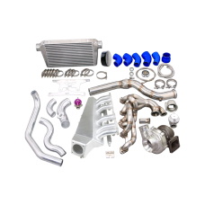 Turbo Intercooler Intake Manifold Kit for 75-78 280Z Fairlady Z L28 L28E Engine 500HP