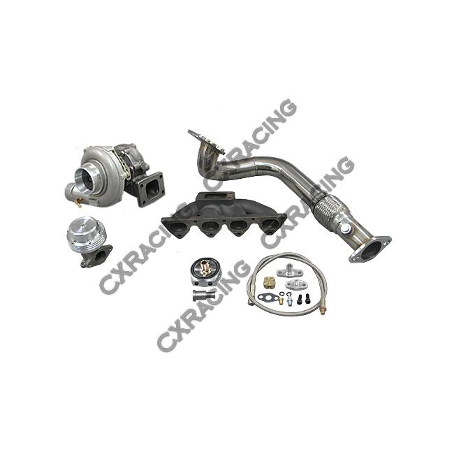 Turbo Kit For 94 01 Integra Dc1 Dc2 Dc4 Type R With B Dohc