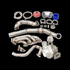 Turbo Manifold Kit For 05-11 Honda Civic Si FA FG FK FN FD K20 Engine