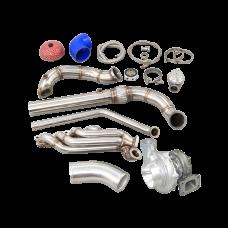 Turbo Manifold Kit For 92-95 Honda Civic EG K20 Engine 500 HP