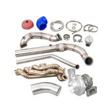 Thick Wall Turbo Manifold Kit For 92-95 Honda Civic EG K20 Engine
