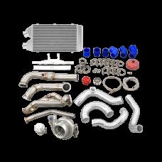 Turbo Manifold Intercooler Kit For 96-00 Honda Civic EK with K20 Engine