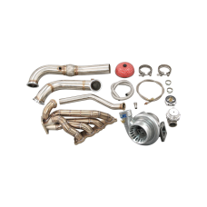 Thick Wall Turbo Manifold Kit For 96-00 Honda Civic EK with K20 Engine