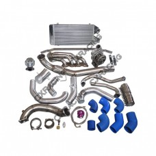 Turbo Intercooler Kit for Civic Integra DC5 K20 RSX Sidewinder Manifold