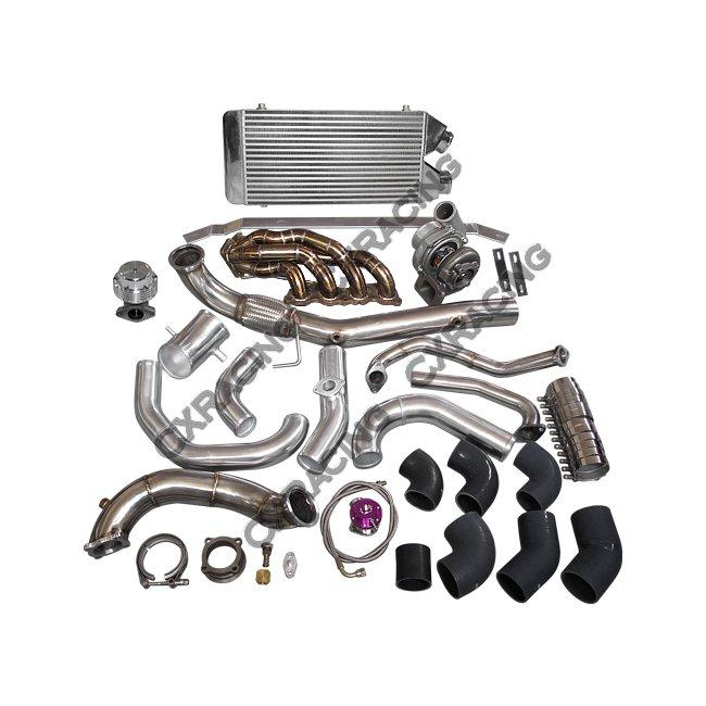 Turbo Intercooler Kit For Civic Integra DC5 K20 RSX