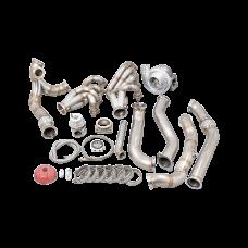 T76 Turbo Manifold Kit for 91-00 Lexus SC300 LS1 LSx Engine