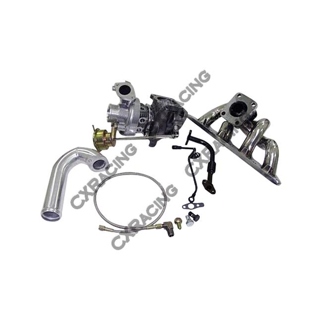 turbo manifold kit for 89