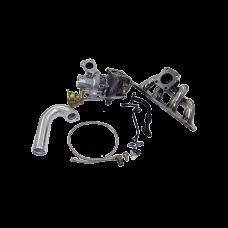 Turbo Manifold Kit For 89 - 99 DSM 1G 2G Eclipse Talon