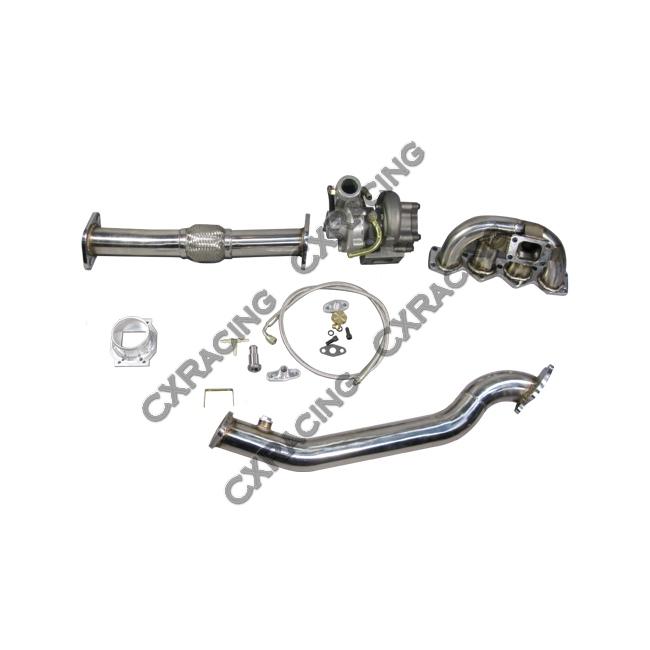 turbo   intercooler kit for 89