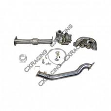 Turbo kit For 89-93 Mazda Miata 1.6L Engine Manifold Downpipe
