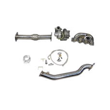 Turbo + Intercooler kit For 89-93 Mazda Miata 1.6L Engine