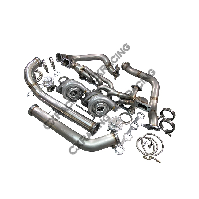 twin turbo kit for 79