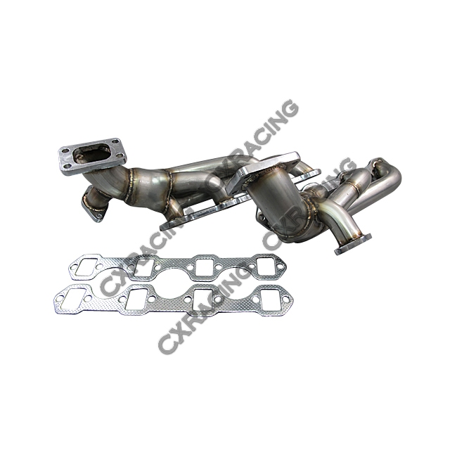Ford Universal Turbo Kit: Twin Turbo Kit For 79-93 Ford FoxBody Mustang 5.0L Dual