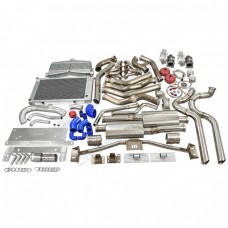 LS1 TT Turbo Intercooler Catback Engine Transmission Mount Radiator 68-72 Chevelle