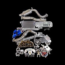 Manifold Turbo Downpipe CatBack Transmission Engine Mount Oil Pan For 240Z 280Z RB25 RB25DET