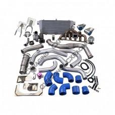 Turbo Kit Intercooler Engine Transmission Mount kit For 240SX S13 S14 RB20 RB25